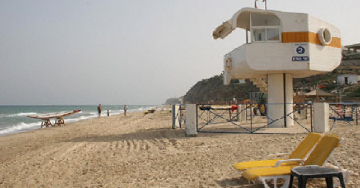 תחנת ההצלה בחוף השרון