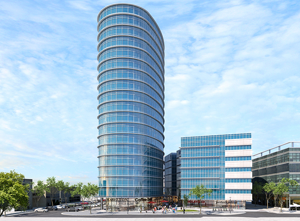 21 קומות בהרצליה פיתוח
