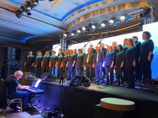 מקהלת יחדיו בפסטיבל