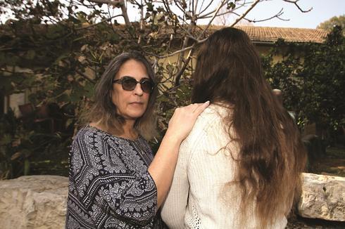"""ג' ואם הבית עדי. """"מאז ועד היום היא שומרת עליי"""""""