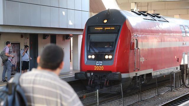 תחנת רכבת הרצליה