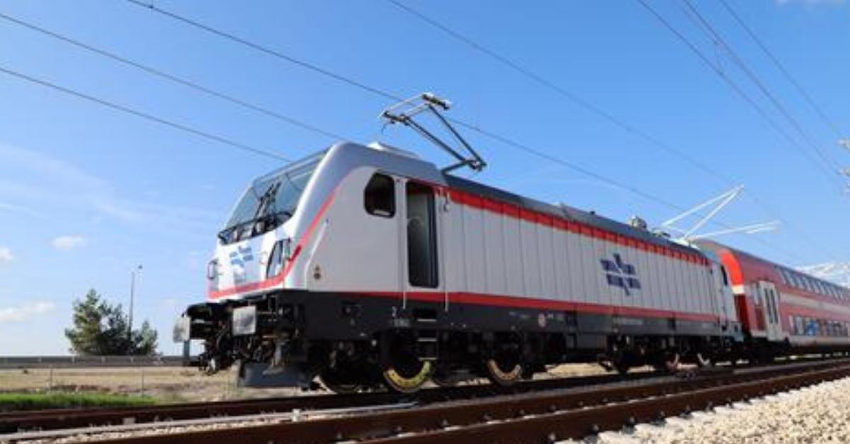קו הרכבת מירושלים להרצליה