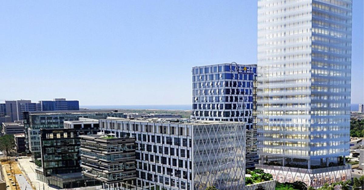 הדמיה של המגדל החדש ברחוב משכית
