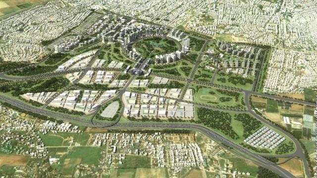 """עיר התע""""ש - 23 אלף יחידות דיור"""