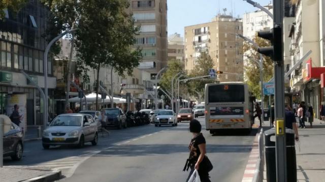 רחוב סוקולוב ייחסם לתנועה בנתיב אחד