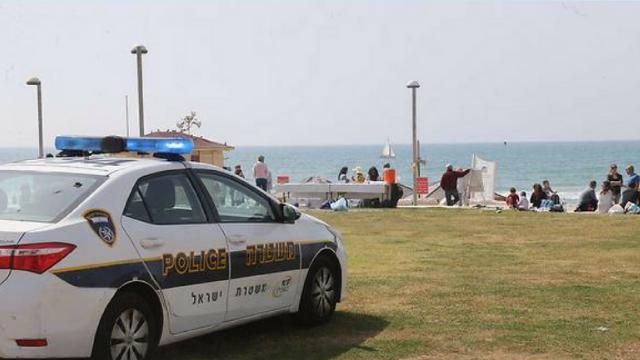גנבים בחוף