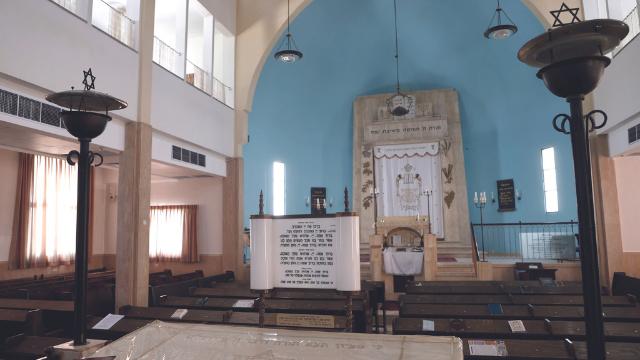 בית הכנסת הגדול בהרצליה