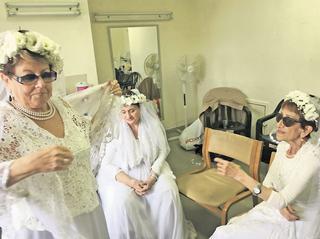 חתונה שנייה. צילום: ליהיא לפיד
