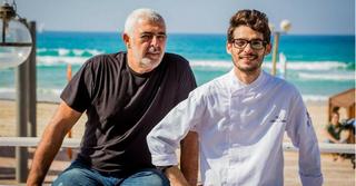 מימין: השף מאור כהן והבעלים איציק חסון | צילום: איתי פולק