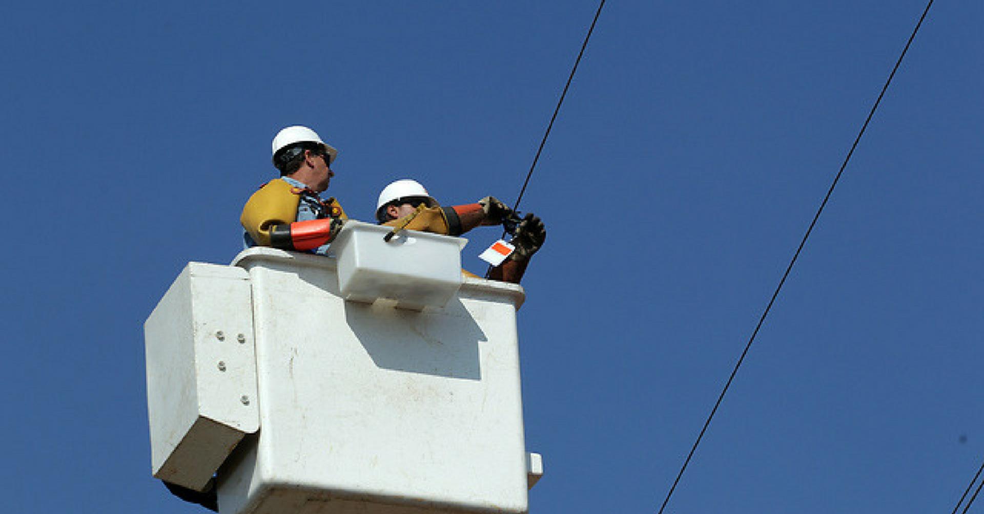 צילום ארכיון: יוסי וייס, חברת החשמל