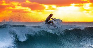 גלשן גלישה ים | צילום אילוסטרציה: Pixabay