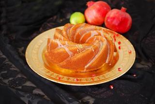 עוגת לימון ריקוטה. צילום: אלונה זוהר