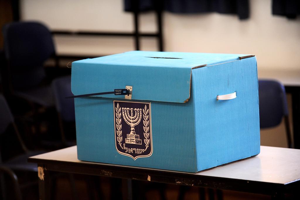 קלפי, בחירות, הצבעה. צילום: קובי קואנקס