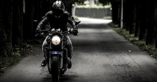 רוכב אופנוע | צילום אילוסטרציה: Pixabay