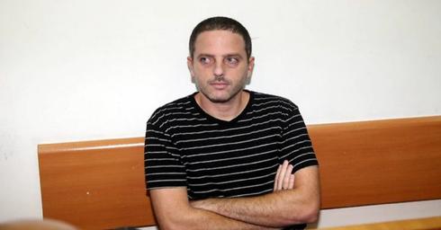 בנו ריינהורן בבית המשפט | צילום: יריב כץ