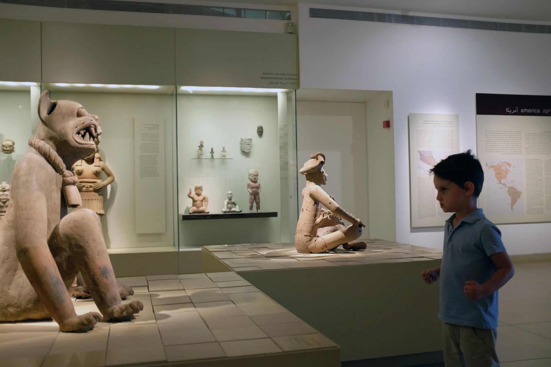 מוזיאון ישראל ירושלים. צילום: אמיר רונן