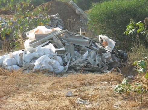 צילום: המשטרה הירוקה, המשרד להגנת הסביבה