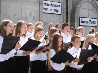 מקהלת הילדים מלודז' צילום: באדיבות מקהלת הילדים