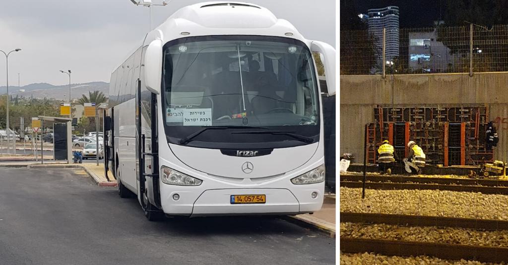 צילומים: רכבת ישראל